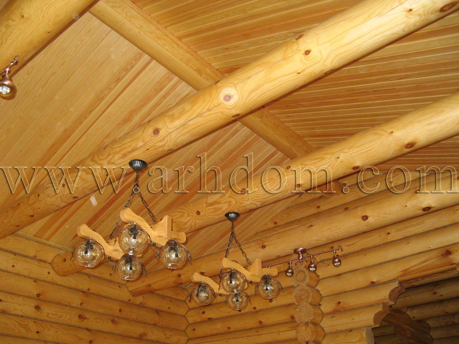 Как сделать потолок из евровагонки? Конструкция 27