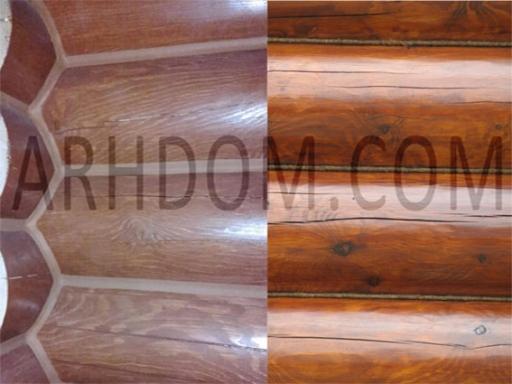 Что лучше — конопатка или тёплый шов для деревянного дома? фото №1